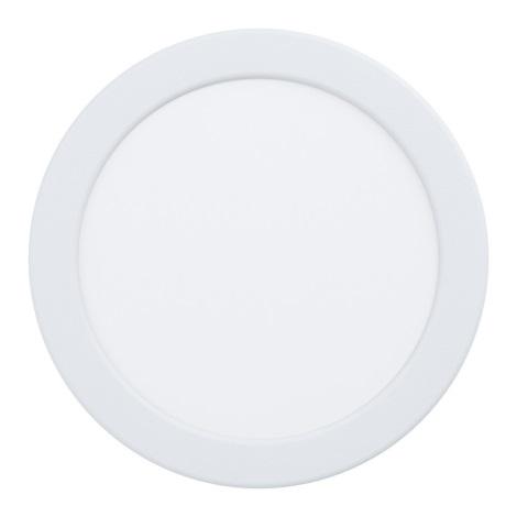 Eglo - LED Łazienkowa oprawa wpuszczana LED/10,5W/230V