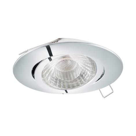 Eglo - LED Oprawa wpuszczana 1xGU10/5W/230V