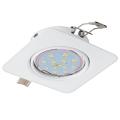 Eglo - LED Oprawa wpuszczana 1xGU10-LED/5W/230V