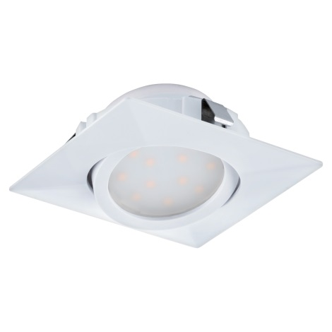 Eglo - LED Oprawa wpuszczana 1xLED/6W/230V