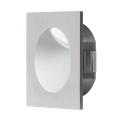 Eglo - LED Oświetlenie klatki schodowej 1xLED/2W/230V