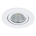 Eglo - LED Ściemnialna oprawa wpuszczana LED/6W/230V