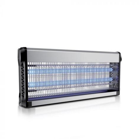 Elektryczna pułapka na owady 2x20W/230V 150m2