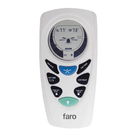 FARO 33937 - Programowalne zdalne sterowanie do wentylatorów sufitowych
