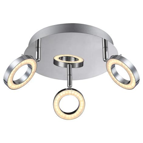 Globo 56107-3 - LED reflektor punktowy ORELL 3xLED/5W/230V