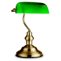 Globo - Lampa stołowa 1xE27/60W/230V
