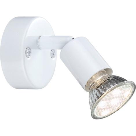 Globo  - LED Kinkiet punktowy 1xGU10/3W/230V