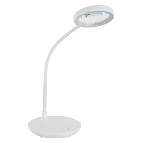 Globo - LED Lampa z lupą LED/5W/230V