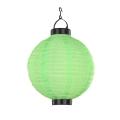 Globo - Solární Lampa wisząca 1xLED/0,06W zielony