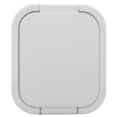 Gniazdko do wilgotnego środowiska B2 IP44 2P biały