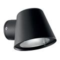 Ideal Lux - Kinkiet zewnętrzny 1xGU10/35W/230V czarny