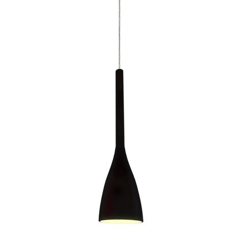 Ideal Lux - Żyrandol 1xE14/40W/230V czarna