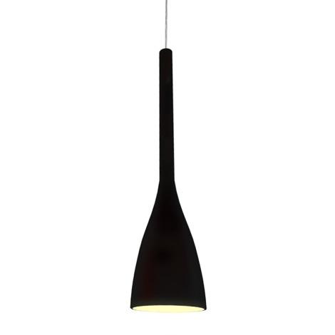 Ideal Lux - Żyrandol 1xE27/60W/230V czarna