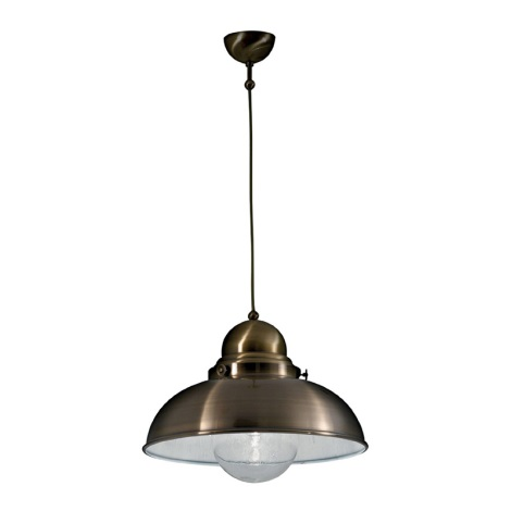 Ideal Lux - Żyrandol 1xE27/60W/230V