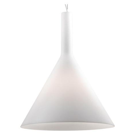 Ideal Lux - Żyrandol na drucie 1xE14/40W/230V biały