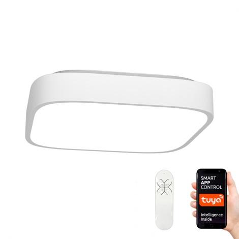 Immax NEO - LED Plafon ściemnialny RECUADRO LED/56W/230V + ZS Tuya