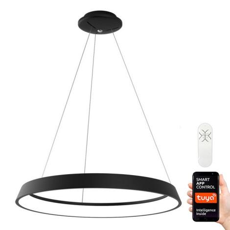 Immax NEO - LED Żyrandol ściemnialny na lince LIMITADO LED/39W/230V 60 cm czarny Tuya