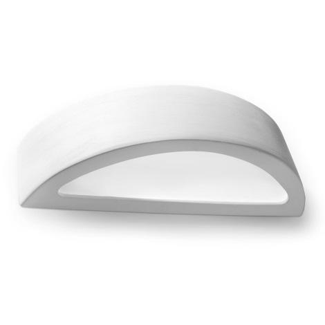 Kinkiet ATENA 1xE27/60W/230V biały