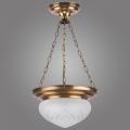 Lampa sufitowa RINAMA RI/PL/W 1xE27/100W