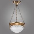 Lampa sufitowa RINAMA RI/PL/W/L 1xE27/100W