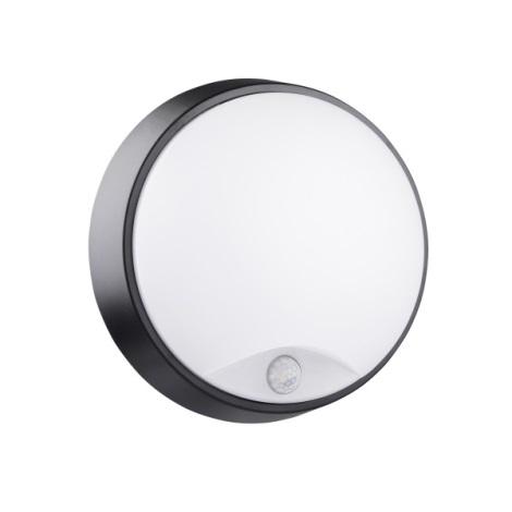 LED Kinkiet łazienkowy z czujnikiem BULKHEAD LED/14W/230V IP54