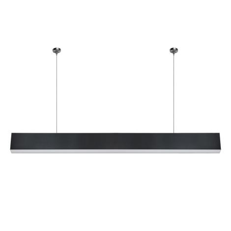 LED lampa wisząca ALLDAY ONE 840 LED/50W/230V czarna