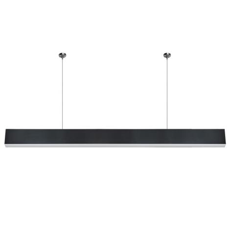 LED lampa wisząca ALLDAY ONE 840 LED/63,5W/230V czarna