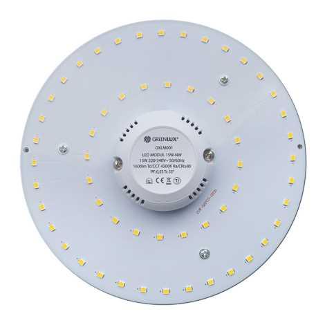 LED MODUŁ LED/15W/230V
