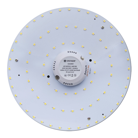 LED MODUŁ LED/24W/230V