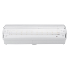LED Oprawa awaryjna LED/3W/240V 6000K IP65