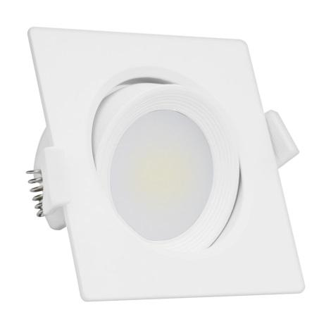 LED Oprawa wpuszczana 1xLED/6,5W/100-250V 3000K