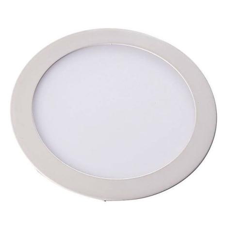 LED Oprawa wpuszczana LED/18W/230V 3000K