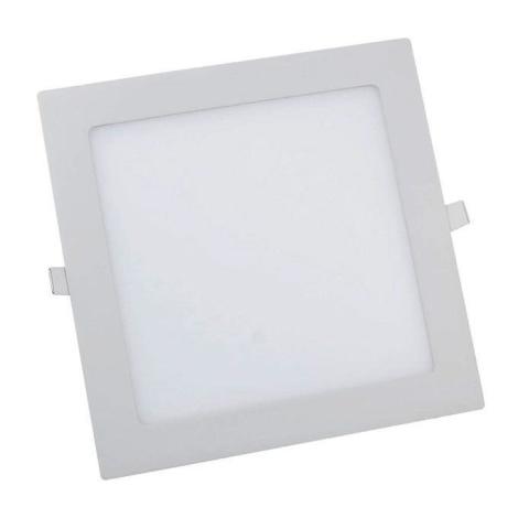 LED Oprawa wpuszczana LED/18W/230V 6000K