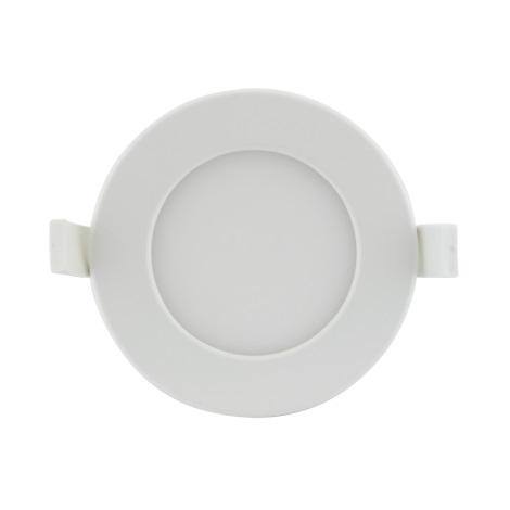 LED Oprawa wpuszczana LED/6W/230V z przełącznikiem temperatury barwowej