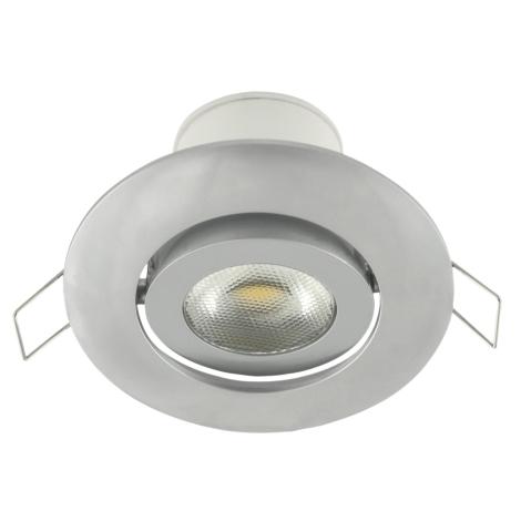 LED Oprawa wpuszczana LED/7W/230V