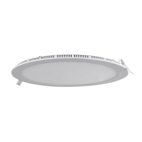 LED Oprawa wpuszczana MARS LED/18W/230V