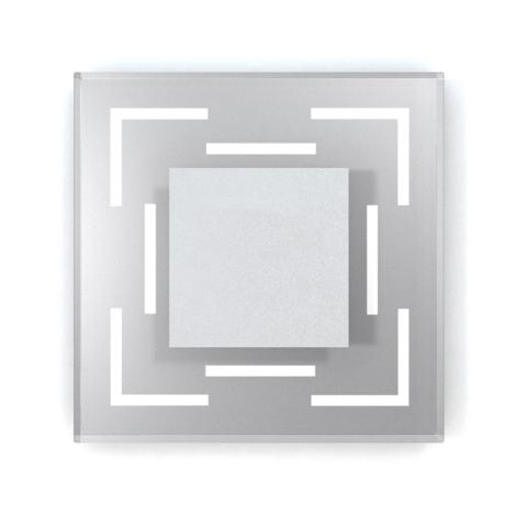 Led Oświetlenie Schodów Cristal 02 6xled048w12v Stal Nierdzewna 6000k