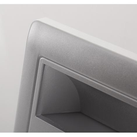 Led Oświetlenie Schodowe Z Czujnikiem Step Light Net Led15w110 256v Srebrny