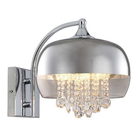LED Oświetlenie sufitowe LUNA 1xE14/40W/230V