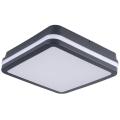 LED Oświetlenie zewnętrzne BENO LED/24W/230V IP54 antracyt