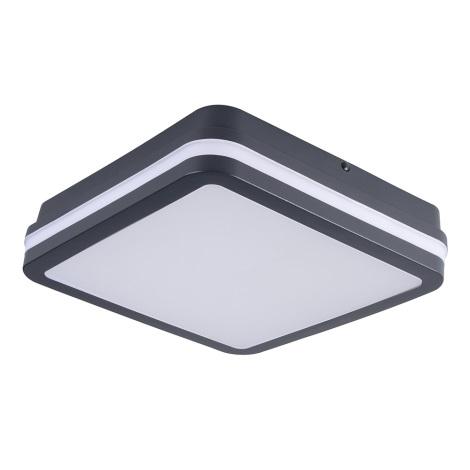 LED Plafon zewnętrzny z czujnikiem BENO LED/18W/230V IP54