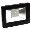 LED Reflektor NOCTIS 2 SMD LED/10W/230V IP65 630lm czarny