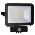 LED Reflektor z czujnikiem LED/30W/230V IP65