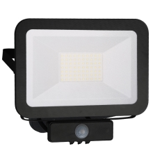 LED Reflektor z czujnikiem LED/50W/230V IP65