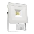 LED Reflektor z czujnikiem NOCTIS LUX SMD LED/10W/230V IP44 900lm biały