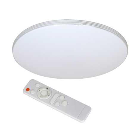 LED ściemnialny plafon ze zdalnym sterowaniem SIENA LED/30W/230V