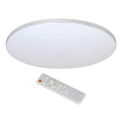 LED ściemnialny plafon ze zdalnym sterowaniem SIENA LED/72W/230V