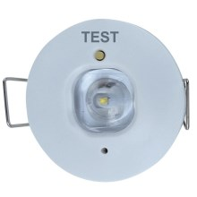 LED Światło awaryjne GATRION LED/1W/230V