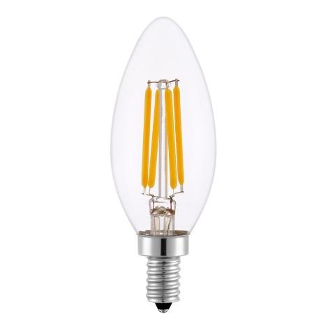 LED Żarówka E14/4W/230V 2700K