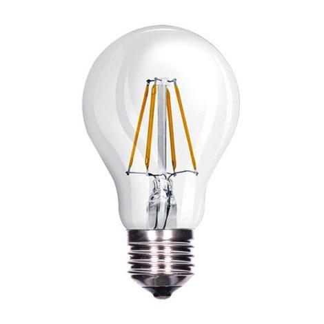 LED Żarówka E27/8W/230V 3000K